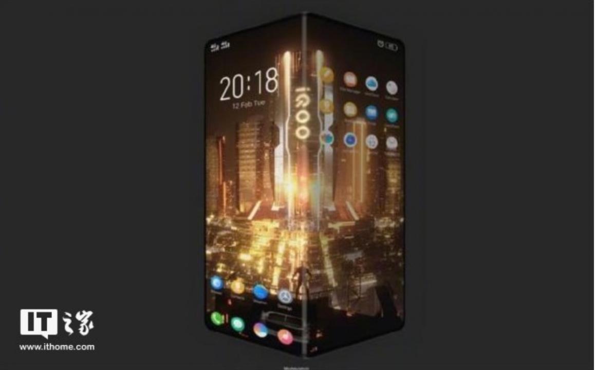 vivo全新品牌iQOO手机竟然是折叠手机?售价高达RM4204?