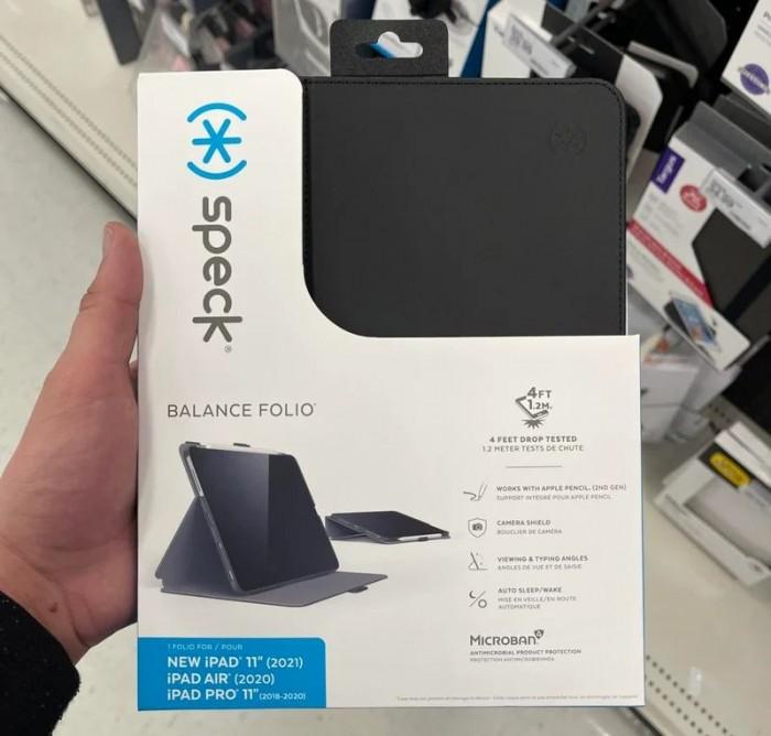 确认发布?iPad Pro 2021保护套提前曝光!或3月23日发布,4月6日开卖!