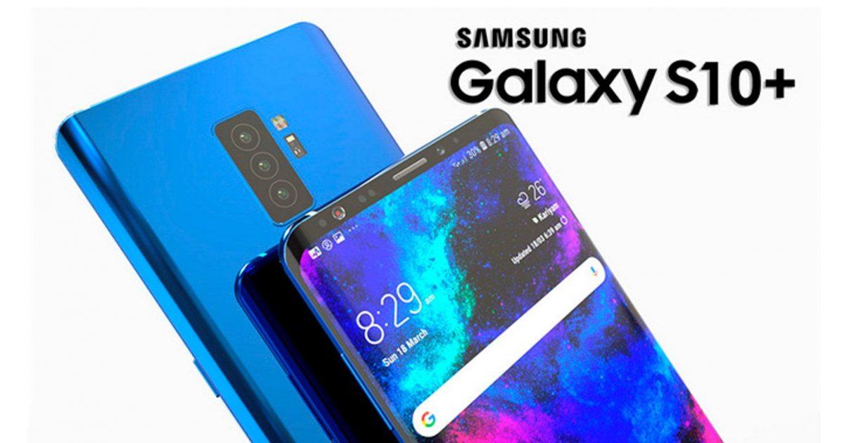 Samsung Galaxy S10 Plus将搭配3个摄像头?将会是12MP+16MP+13MP的组合?