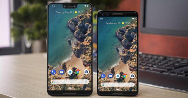 Google Pixel 3曝料:将有5.3寸无刘海屏Pixel 3、6.2寸刘海屏Pixel 3 XL!