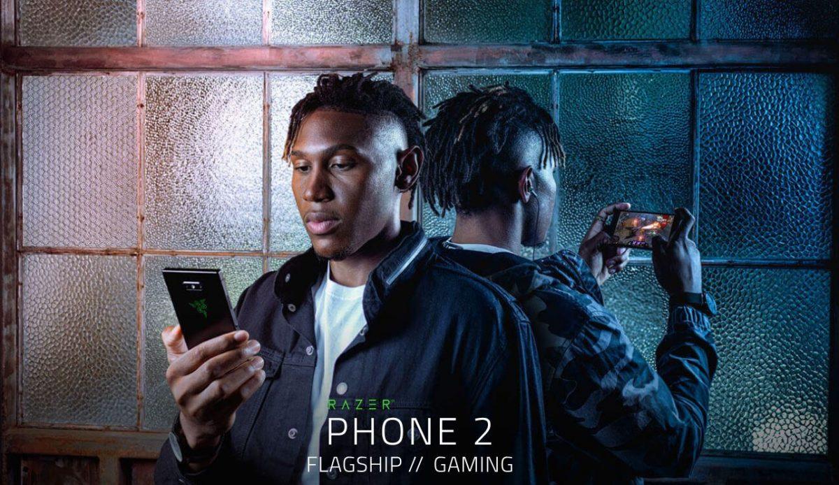 Razer Phone 2正式发布!Snapdragon 845+8GB RAM的Gaming手机!
