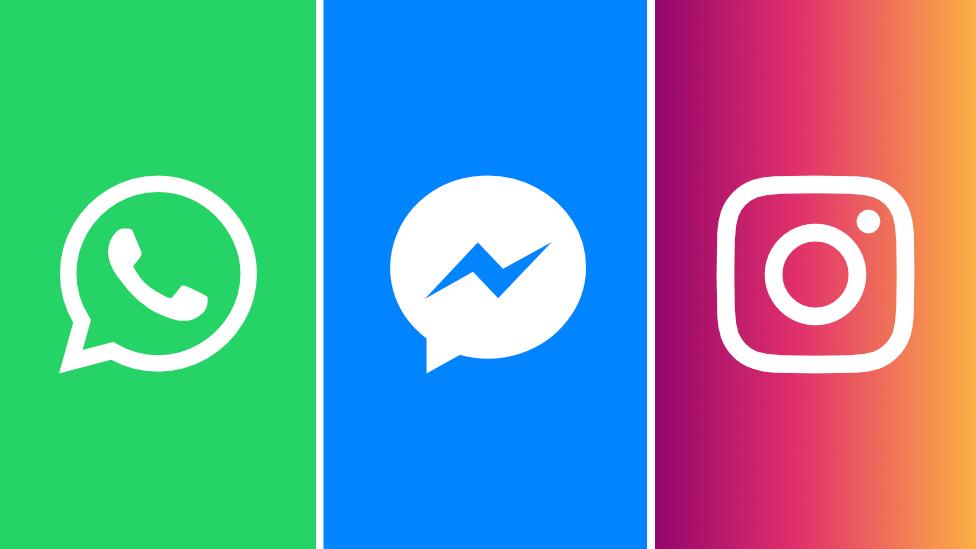 Messenger、Instagram和Whatsapp将开放跨平台传送讯息!