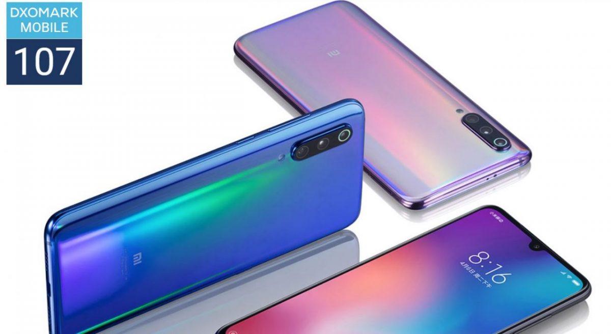 Xiaomi Mi 9 DxOMark分数出炉!录影得分全球第一,综合分数挤进前三!