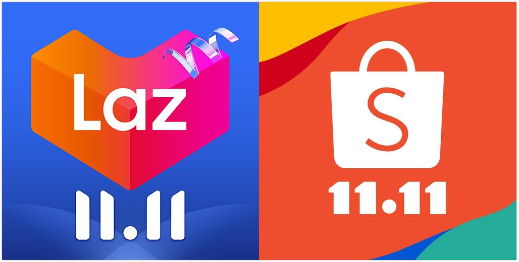 Lazada和Shopee 2020 双11必买清单!手机、平板、笔电等电子产品最低从RM11起!