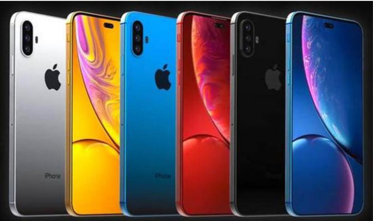 iPhone11的渲染图曝光:不再是刘海屏?