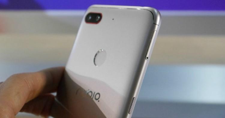 nubia宣布本月22日发布V18!6寸全面屏+长续航能力手机!