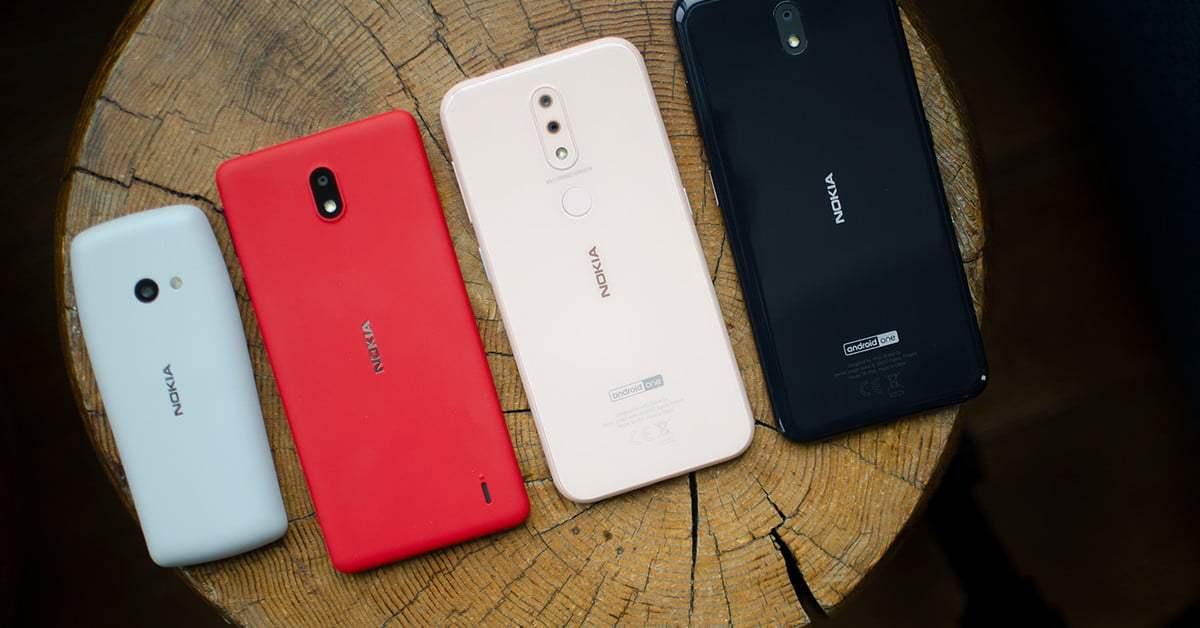 Nokia同时发布多款手机!售价最低从RM403起!