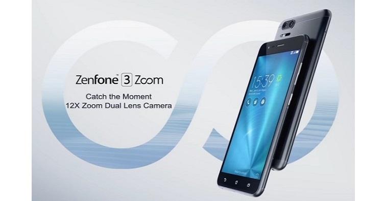 Asus Zenfone 3 Zoom在大马开卖!双摄像头+5000mAh电池!DirectD:开卖售价RM2099!
