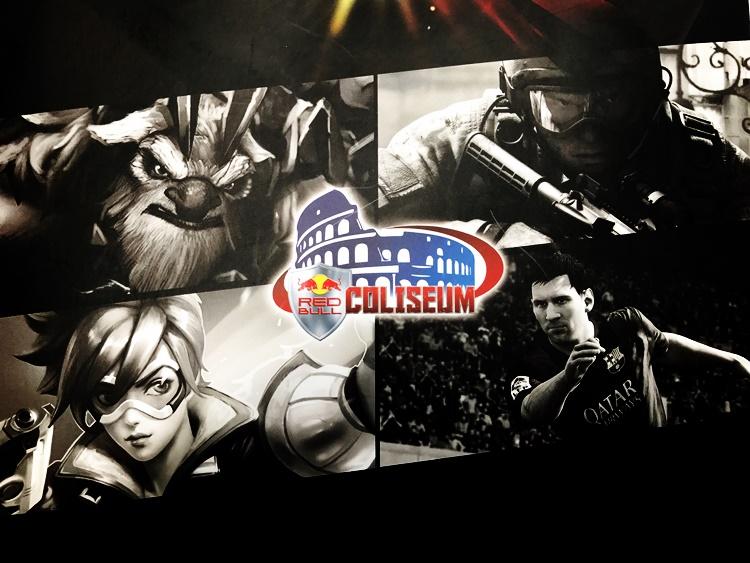 Red Bull Malaysia再次为大家带来Red Bull Coliseum!奖金高达RM100, 000!