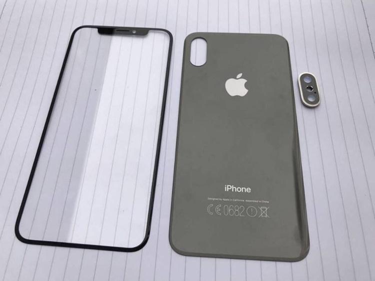iPhone 8超薄组件现身!