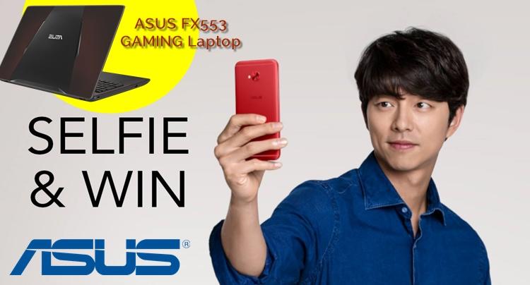 留意机会赢取韩星孔刘亲笔签名的ZenFone 4 Selfie Pro哦!另外,ASUS发布一款入门级电竞笔电,售价RM3499!