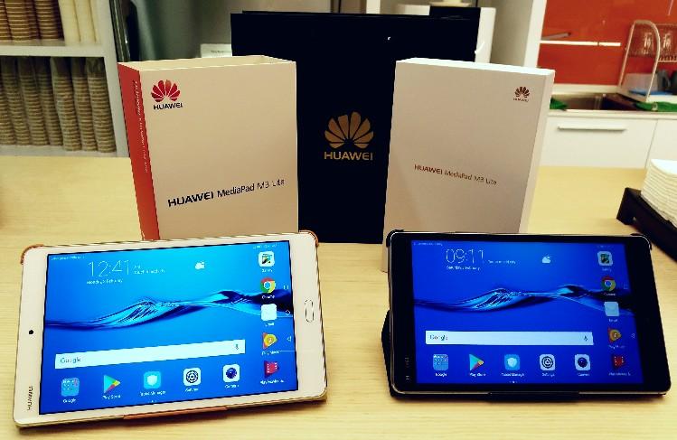 现时购买Huawei最新平板MediaPad M3 Lite,将获免费掀盖式保护套!