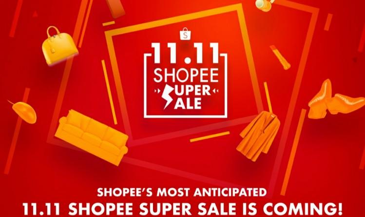 Shopee 11 f  RM11 f TechNave
