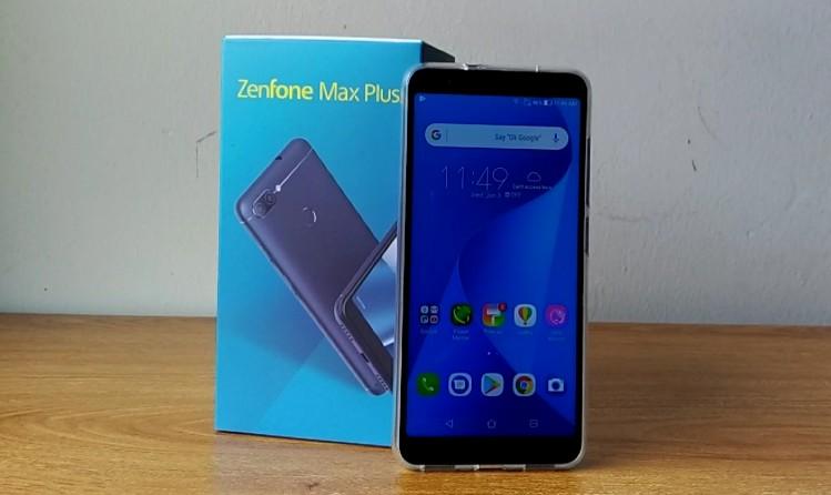 Asus ZenFone Max Plus – 超高性价比纤薄大电池全面屏手机!