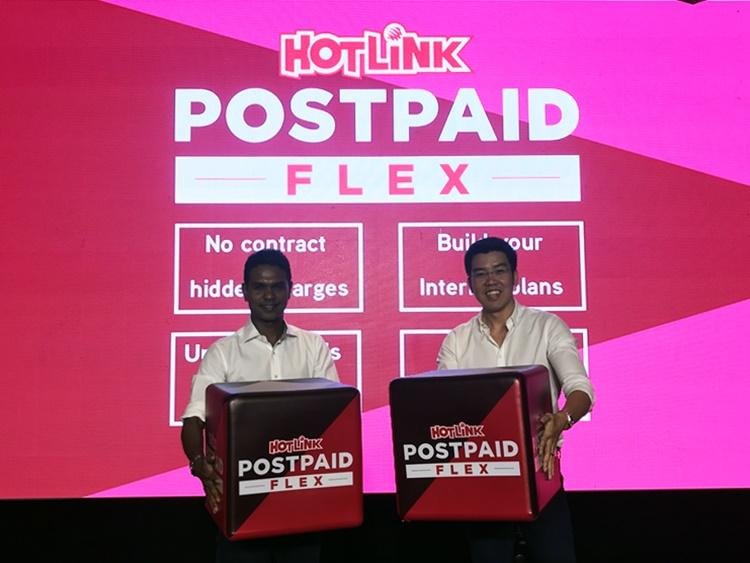 Maxis推出全新Hotlink Postpaid Flex!最低RM30起,用户可以自行决定客制化想要的电信服务!