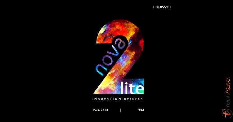 Huawei新机来报道:Huawei Nova 2 Lite 3月15日大马发布!