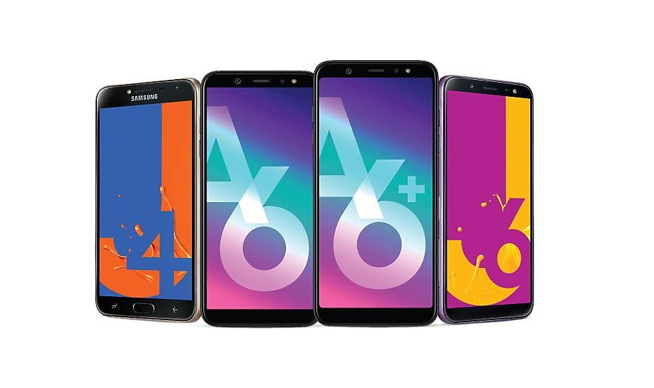 Samsung Galaxy A6+, Galaxy A6, Galaxy J6 和 Galaxy J4现已正式在马来西亚销售!售价RM599起!