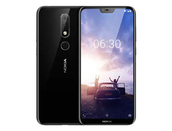 Nokia 6.1 Plus (Nokia X6)