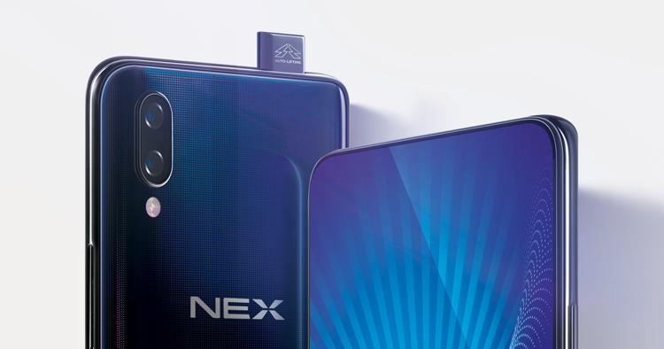 vivo NEX后置双摄像头配置,以Dual Pixel功能加持带来更高清的摄像体验!