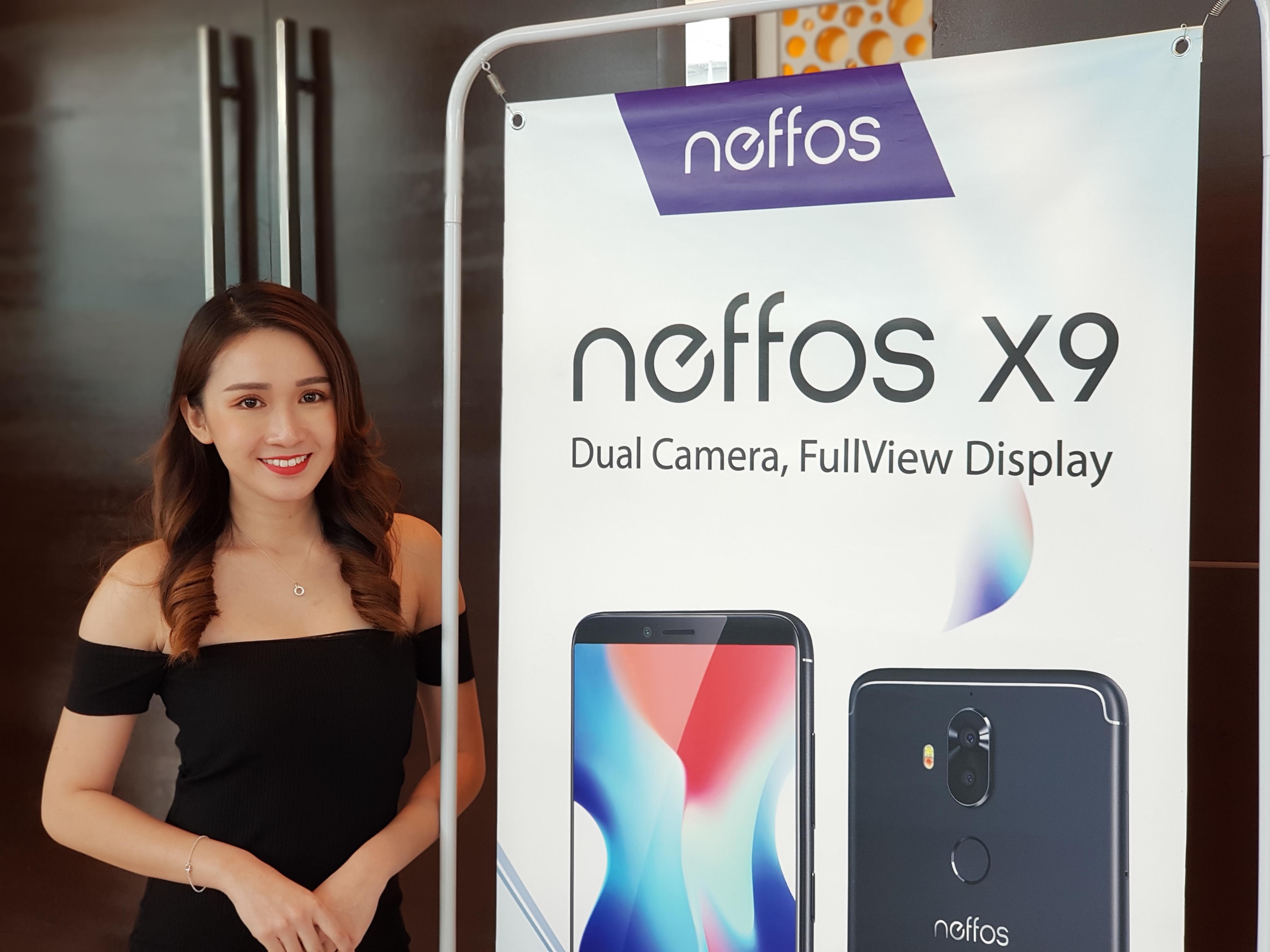 Neffos系列新机发布!Neffos C7A、C9、C9A、X9等入门中端齐发,售价RM359起!