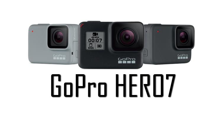 GoPro一举推出三台Hero 7运动相机,现在已可在Shopee官网进行预购!而且还附送一组Travel Kit~