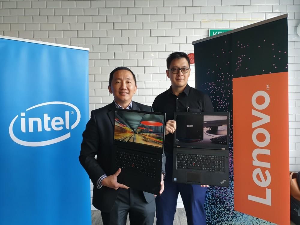 Lenovo发布超强移动工作平台Lenovo ThinkPad P1和P72!8代 Intel Xeon处理器再加红外线镜头加强工作效率!