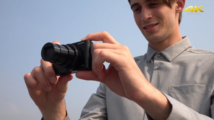 Sony发布世界上最小,具有4K摄影能力的高变焦相机HX99 & WX800!