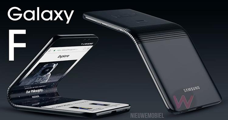 Samsung 折叠手机Galaxy F 将会限量发货!