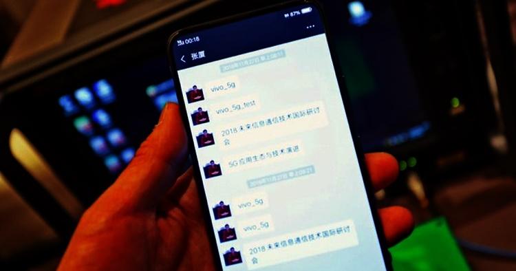 5G明年见?vivo计划2019年发布5G智能手机!