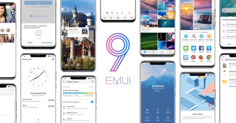 Huawei EMUI 9引入全新改进!让用户提高操作便利!