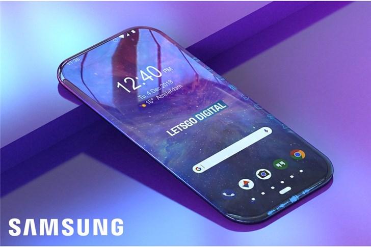 Samsung新专利曝光!真正无边框手机即将到来?