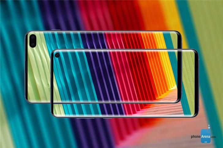 Samsung S10系列信息再次曝光:前置双摄像头+后置三摄像头!