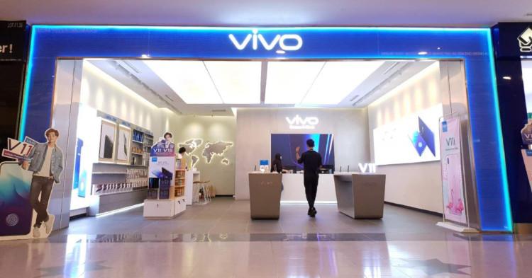 12月30日 Sunway Pyramid vivo专卖店开幕典礼,送出高达RM666的礼品!