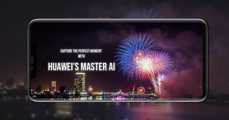 不想错过任何时刻的美?Huawei Master AI成为你夜景拍摄的最佳助手!