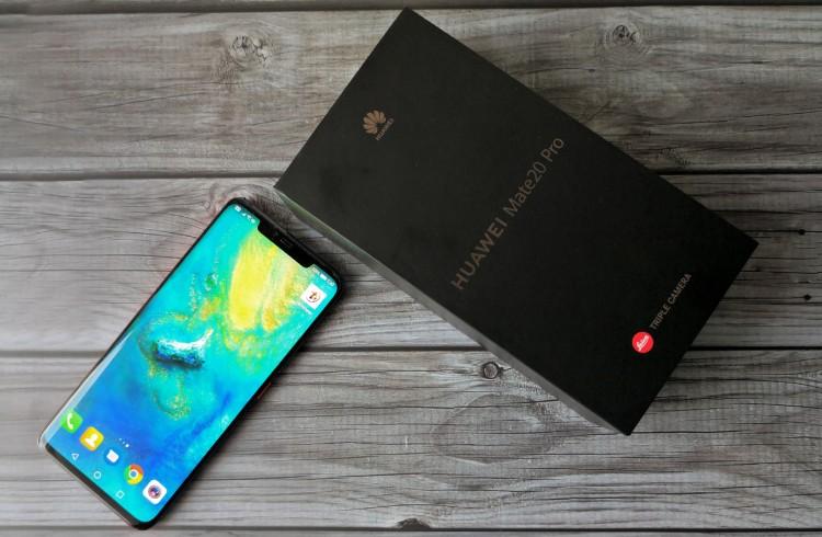 Huawei Mate 20 Pro测评 – 留着刘海的豪杰!