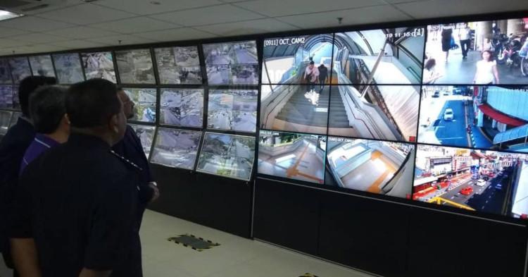 天眼降临!全马首个面部识别监控系统出现在这个州属?
