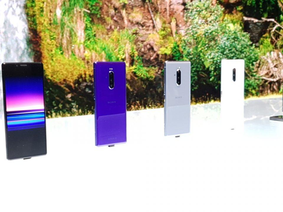 MWC 2019 Sony手机使用:还是靠旗舰撑起半边天!