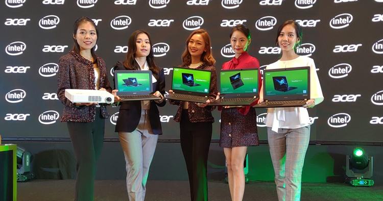 工作配套全齐!Acer带来全新3款TravelMate笔电、ChromeBook 311、超宽电脑屏幕和投影机!