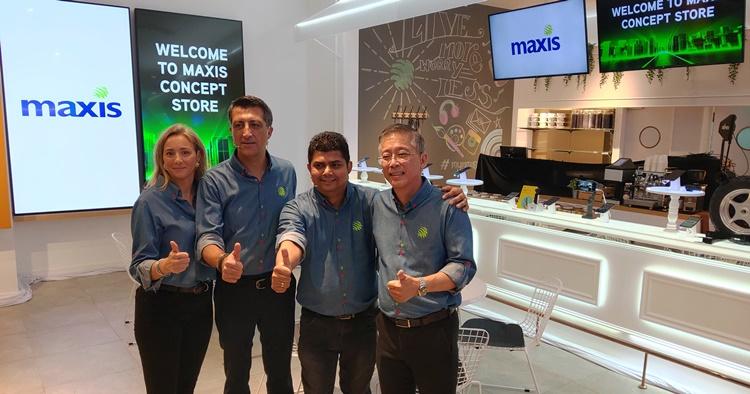 Maxis全新Concept Store正式开张!在里面除了可以玩游戏,还可以喝咖啡!