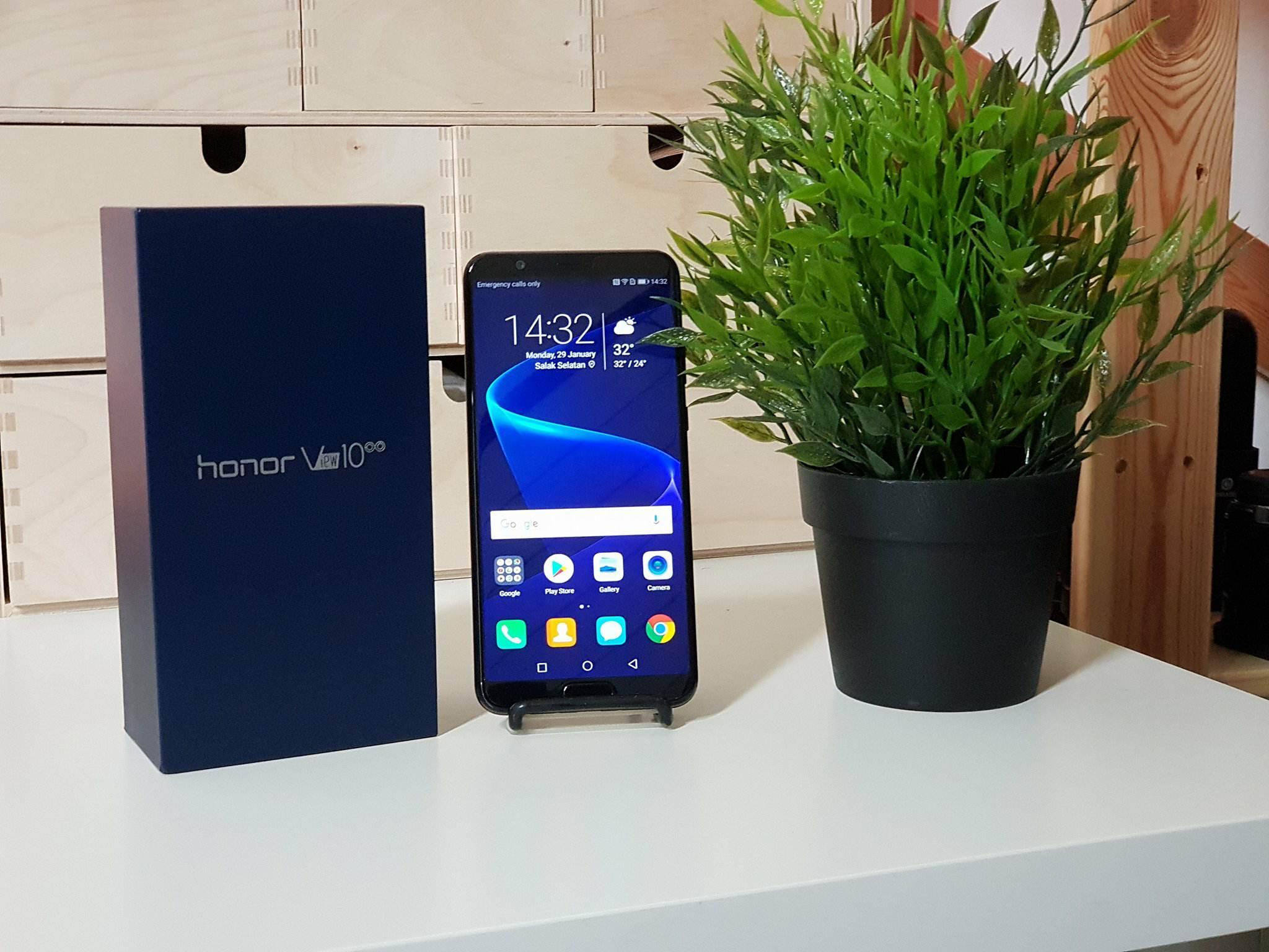 honor View 10测评:性能与相机功能,让它成为目前性价比最均衡的手机!