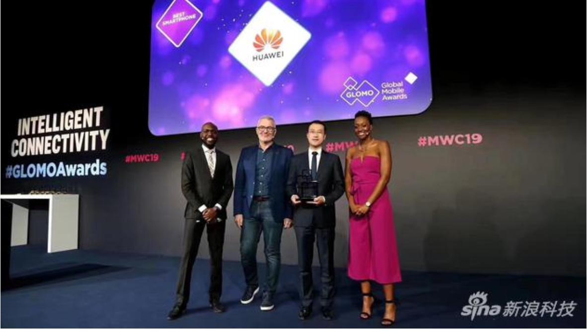 Huawei Mate 20 Pro获得MWC 最佳手机大奖!首部Huawei手机获此殊荣!