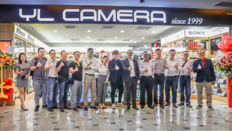 买相机和摄像器材新去处!众多优惠可在Plaza Lowyat的YL Camera购得!
