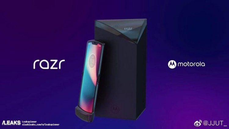 Lenovo展示粉丝渲染视频,Motorola RAZR折叠式手机!