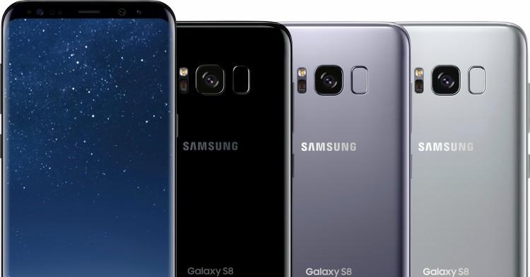 惊人新年手机优惠!Samsung Galaxy S8系列获得RM600优惠减价,现只需RM2699起!