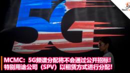 5G频谱 大马