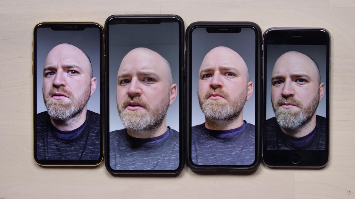 """Apple iPhone XS自拍太""""美""""了?被网友吐槽太假?"""