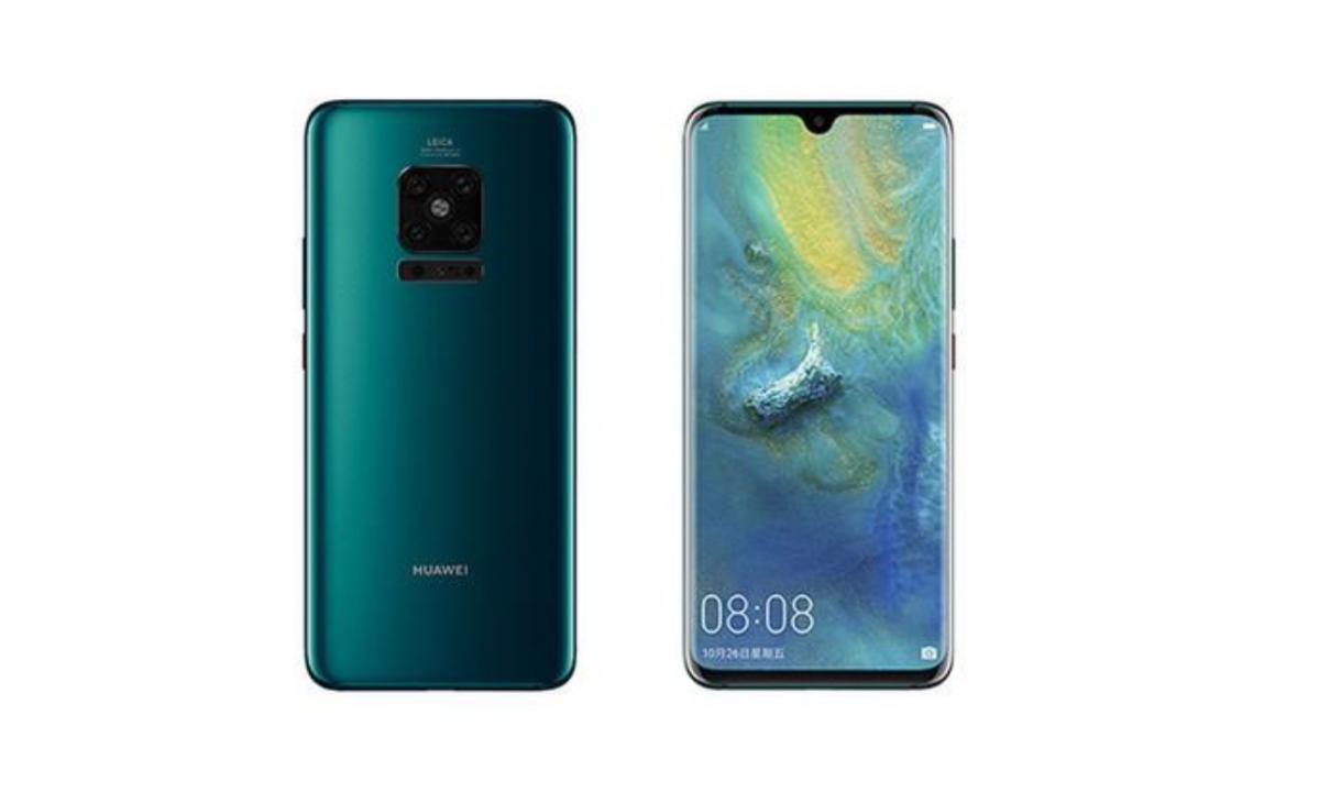 Huawei Mate 30 Pro后置不止搭载4个后置摄像头?Kirin 990+支持5G?