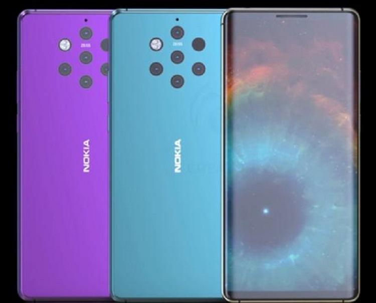 Nokia新旗舰真机曝光!共有三款?!Snapdragon 845+五个摄像头?