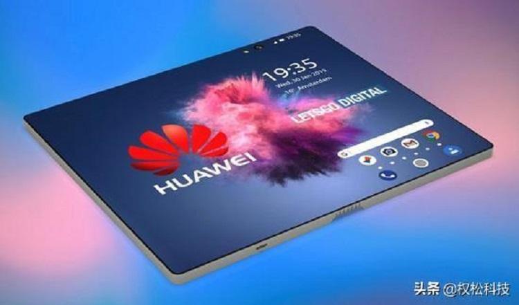 Huawei可折叠手机曝光!Kirin 980+5G网络+后置3摄像头?售价高达RM5393?