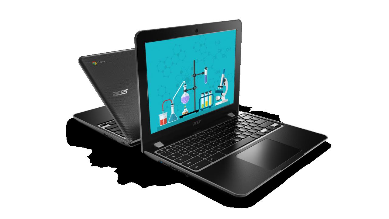 适合学生的笔记型电脑:Acer发布首两款12寸的Chromebook!